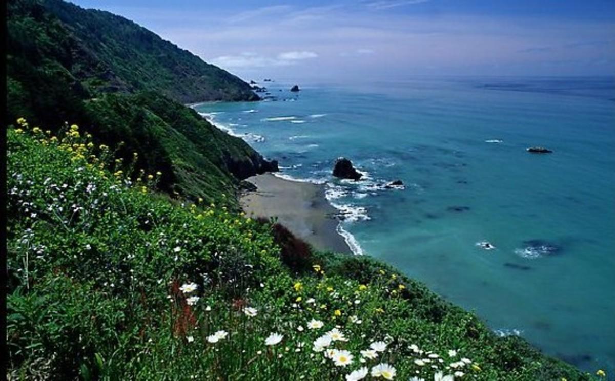 Enderts Beach, California