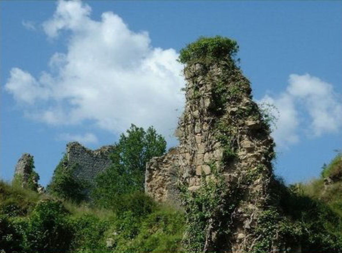 Myths and Legends of Limousin: Werewolves, Witches and Vampires