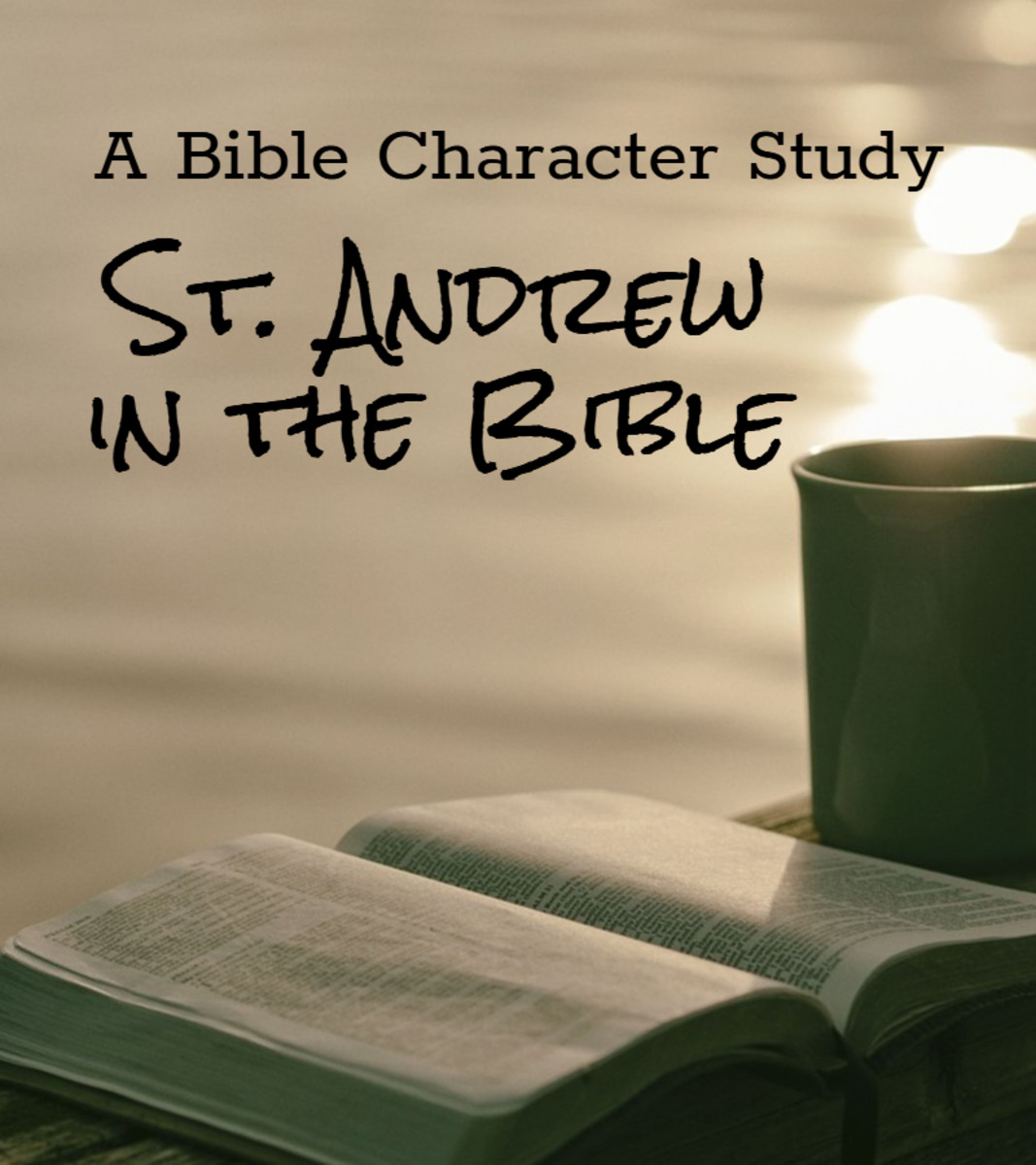 A Bible Character Study - St. Andrew in the Bible