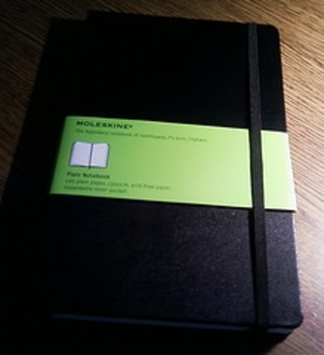 How to manage your Moleskine, GTD and the other things