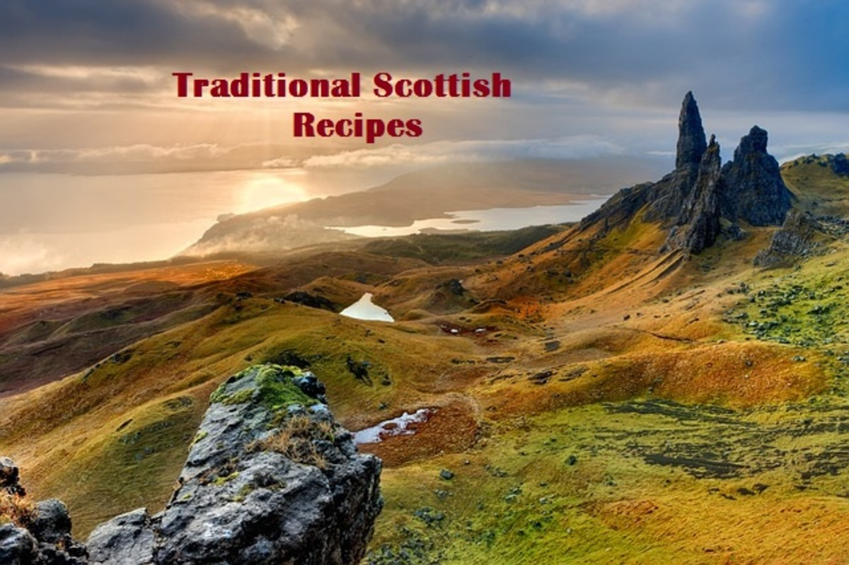 Traditional Scottish Recipes - Clapshot, Stink Soup And Shortbread