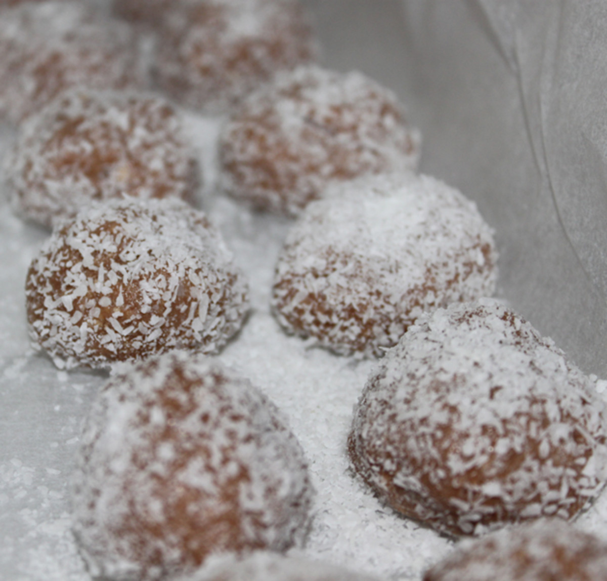 Rum Balls that will make your mouth water!