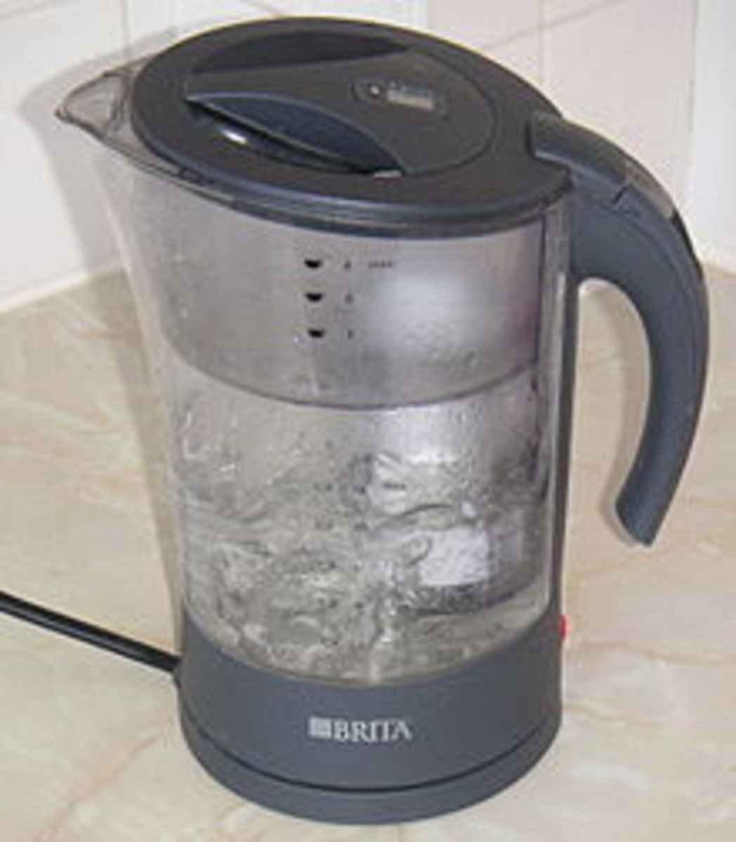 Your spleen is like a Brita water filter.