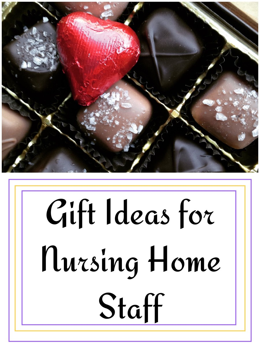 It's not always easy trying to figure out what to give the staff at a loved one's nursing or assisted living facility.  Here are 10 gift ideas to help out.