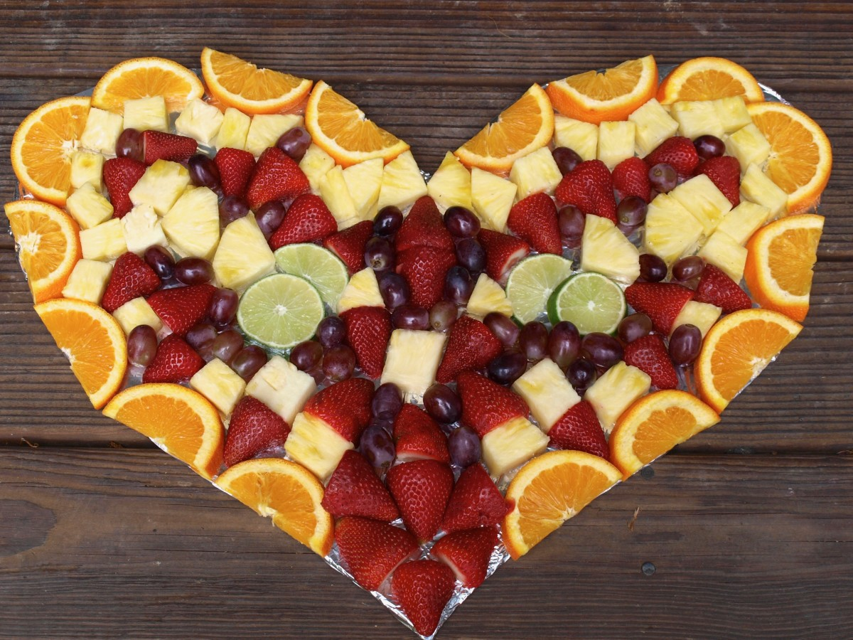 Fruit makes a wonderful gift that the entire staff can enjoy!