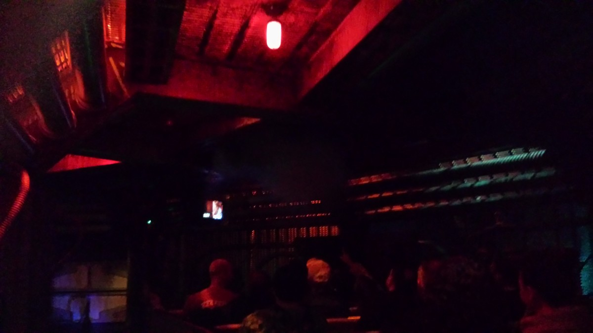 The scenes from Alien are the scariest part of The Great Movie Ride