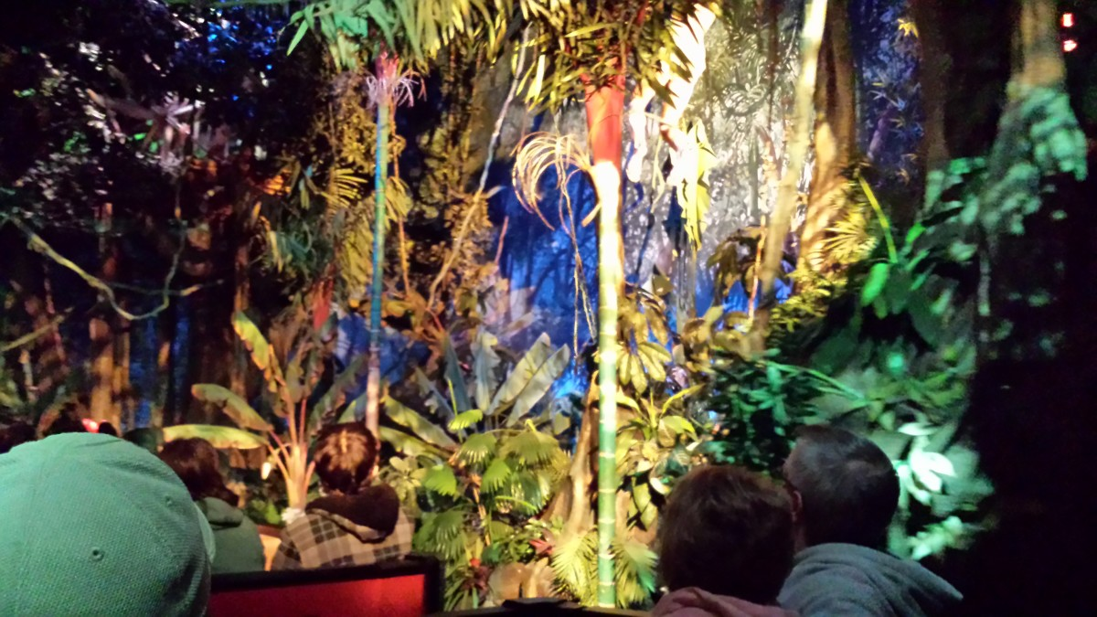Tarzan in The Great Movie Ride