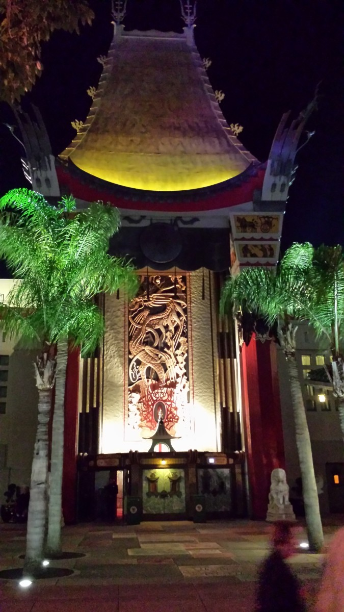 Walt Disney World's The Great Movie Ride