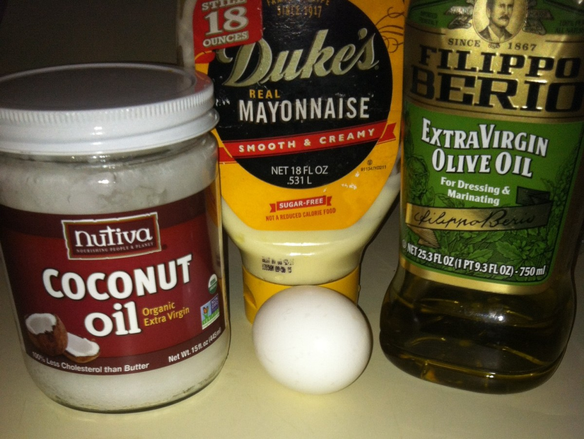 Recipe for Hair Repair