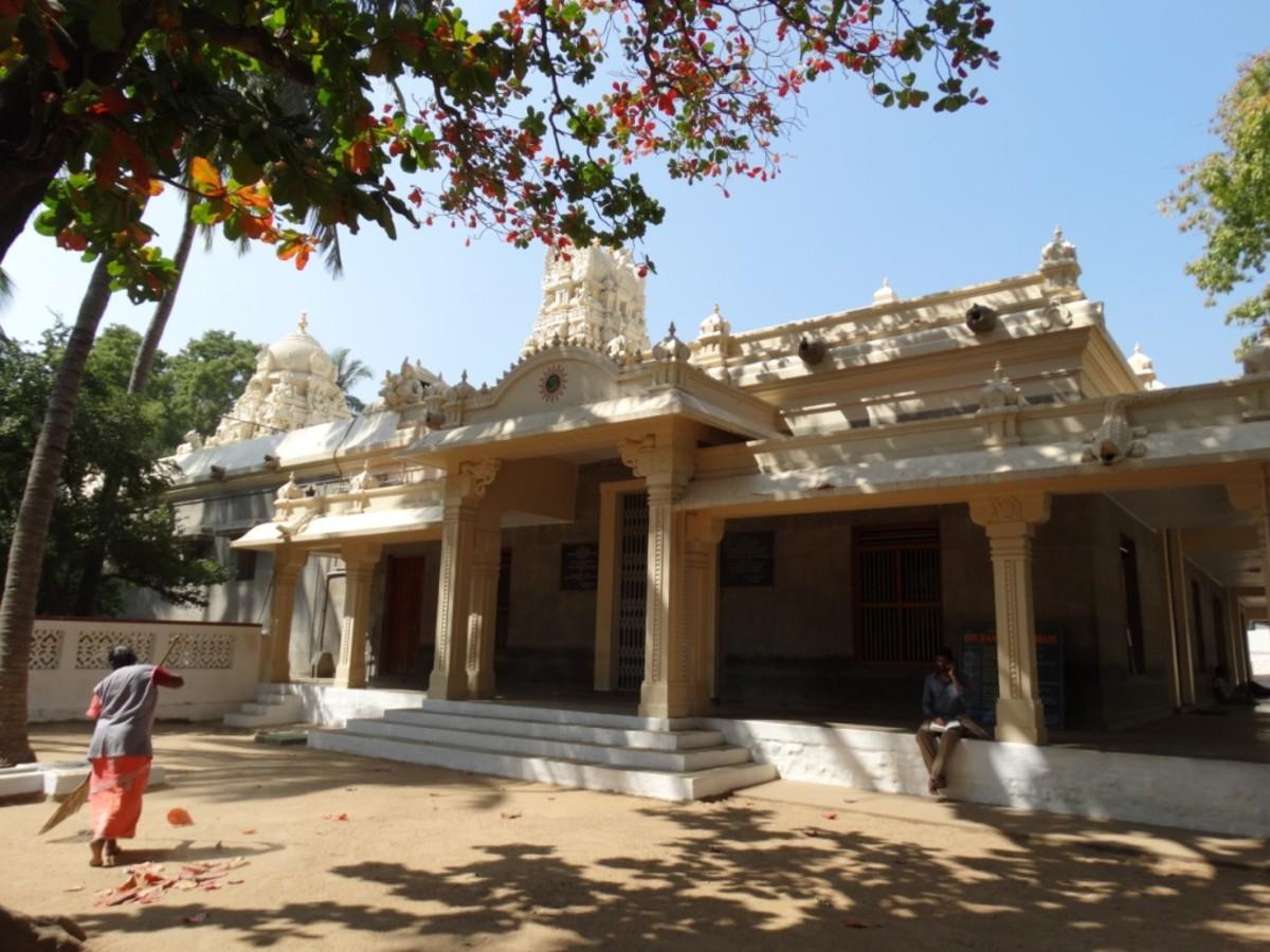 The Ramana Ashram 2