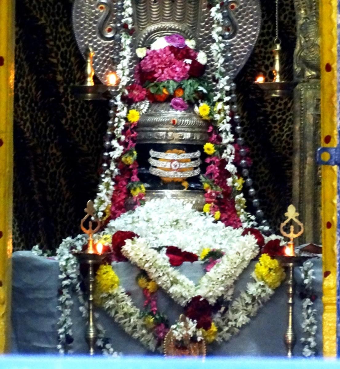 The Varuna Lingam