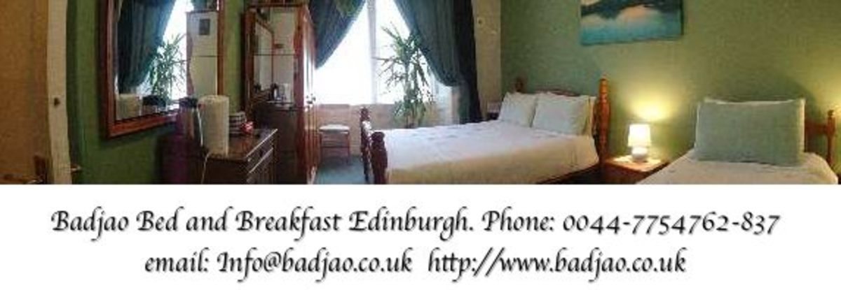Badjao B&B http://www.badjao.co.uk