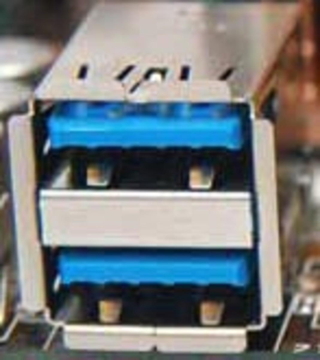USB 3 Ports FAQ