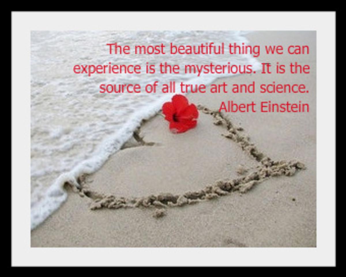 Mystery is Beauty