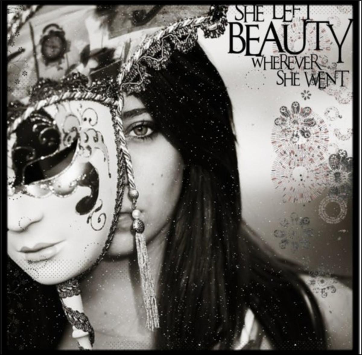 She Left Beauty Where Ever She Went
