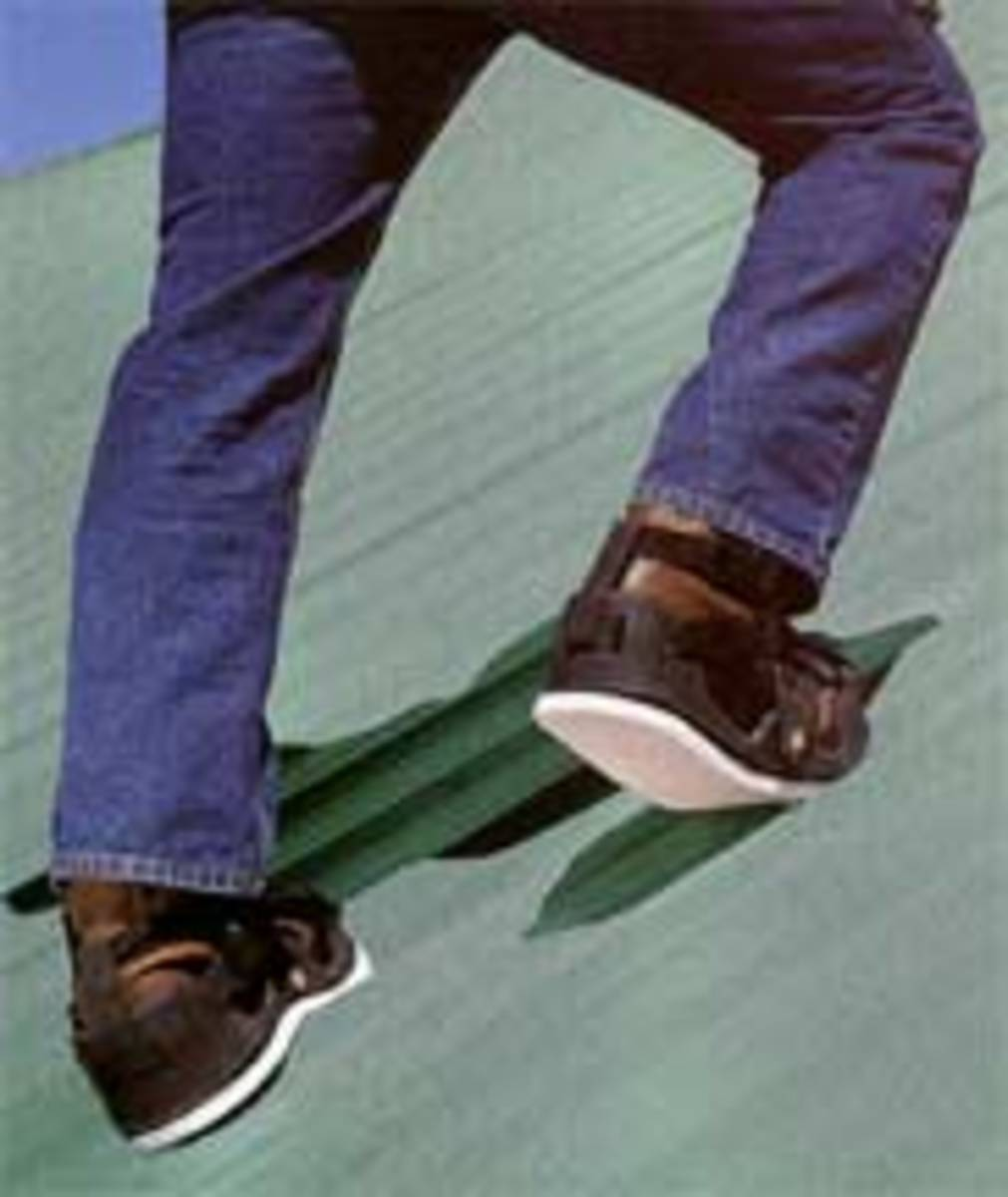 Metal Roofing Shoes Should Be Required