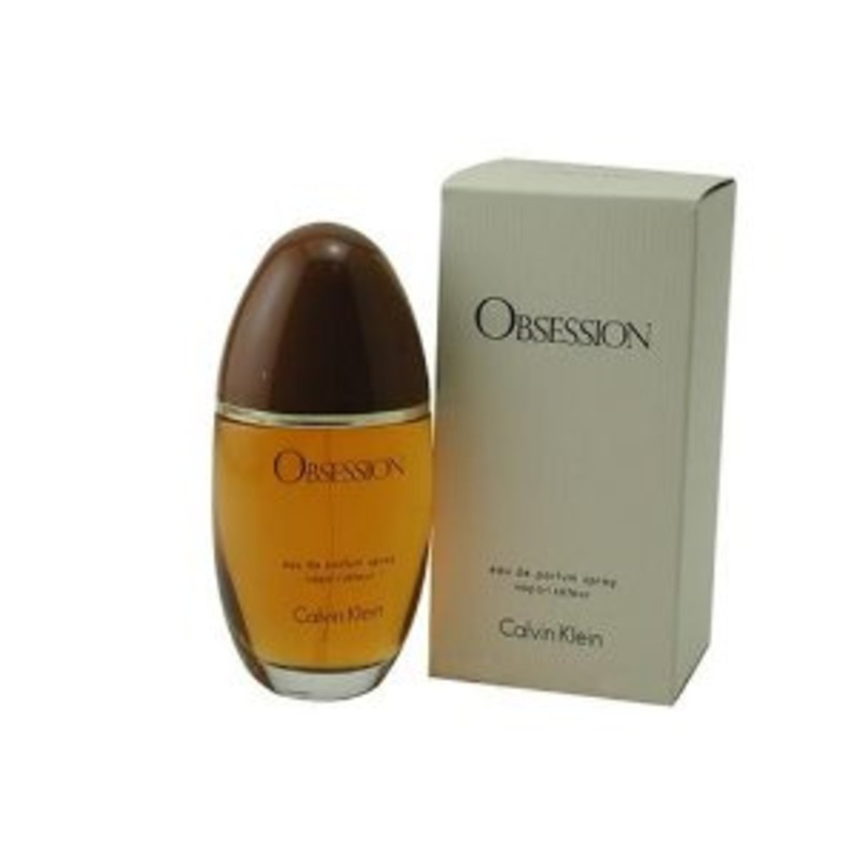 Classic perfumes for women - Obsession by Calvin Klein