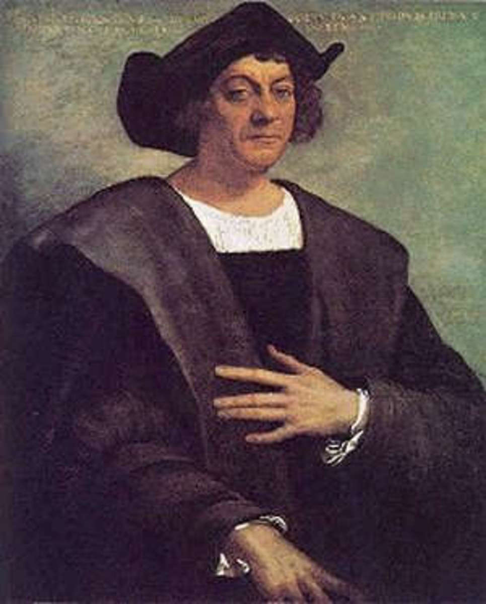 Christopher Columbus Journey's and Influences
