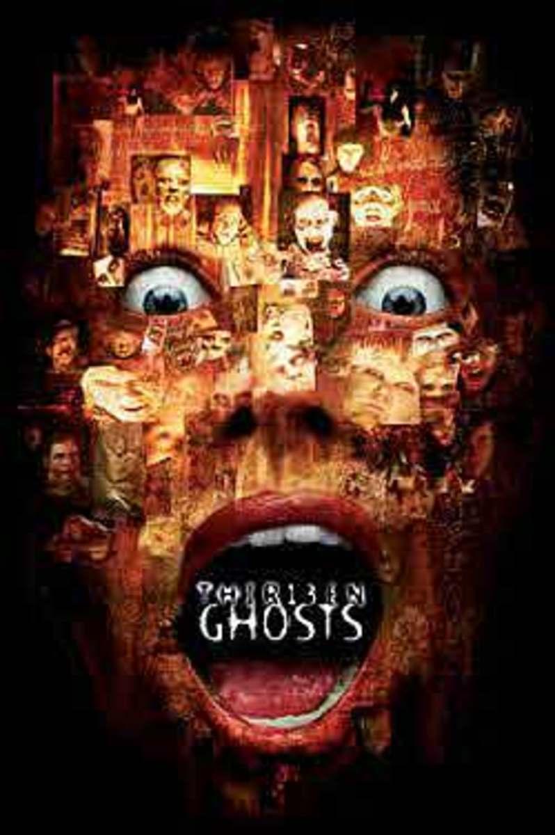 Best Horror Movies Ghost Demon Series