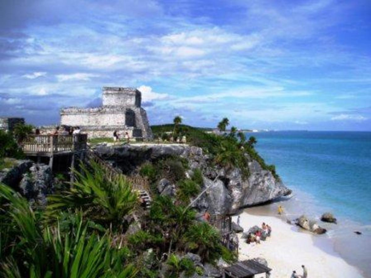 Historical site - Tulum