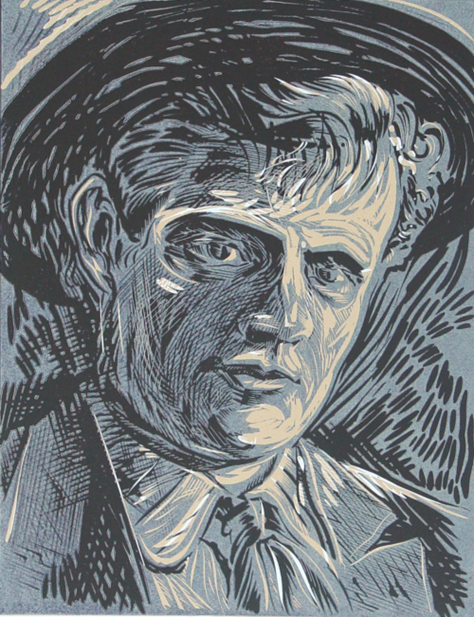 SKETCH OF JACK LONDON