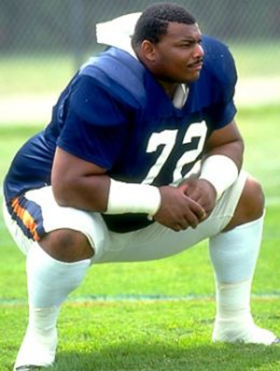 William Perry ~ The Refrigerator - Chicago Bears NFL team
