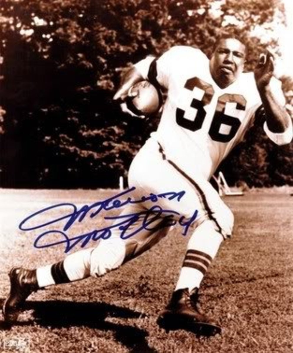 Marion Motley Running Back Cleveland Browns