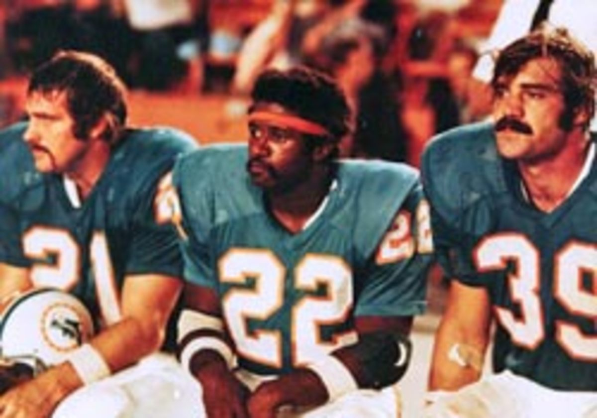 Kiick, Morris, and Csonka