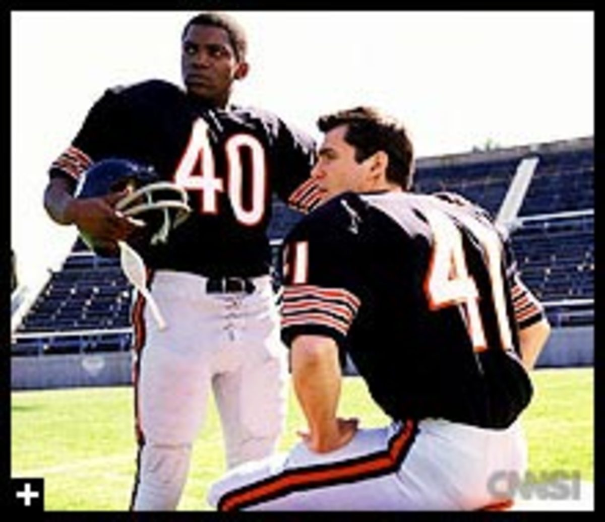 Gale Sayers sportsillustrated.cnn.com