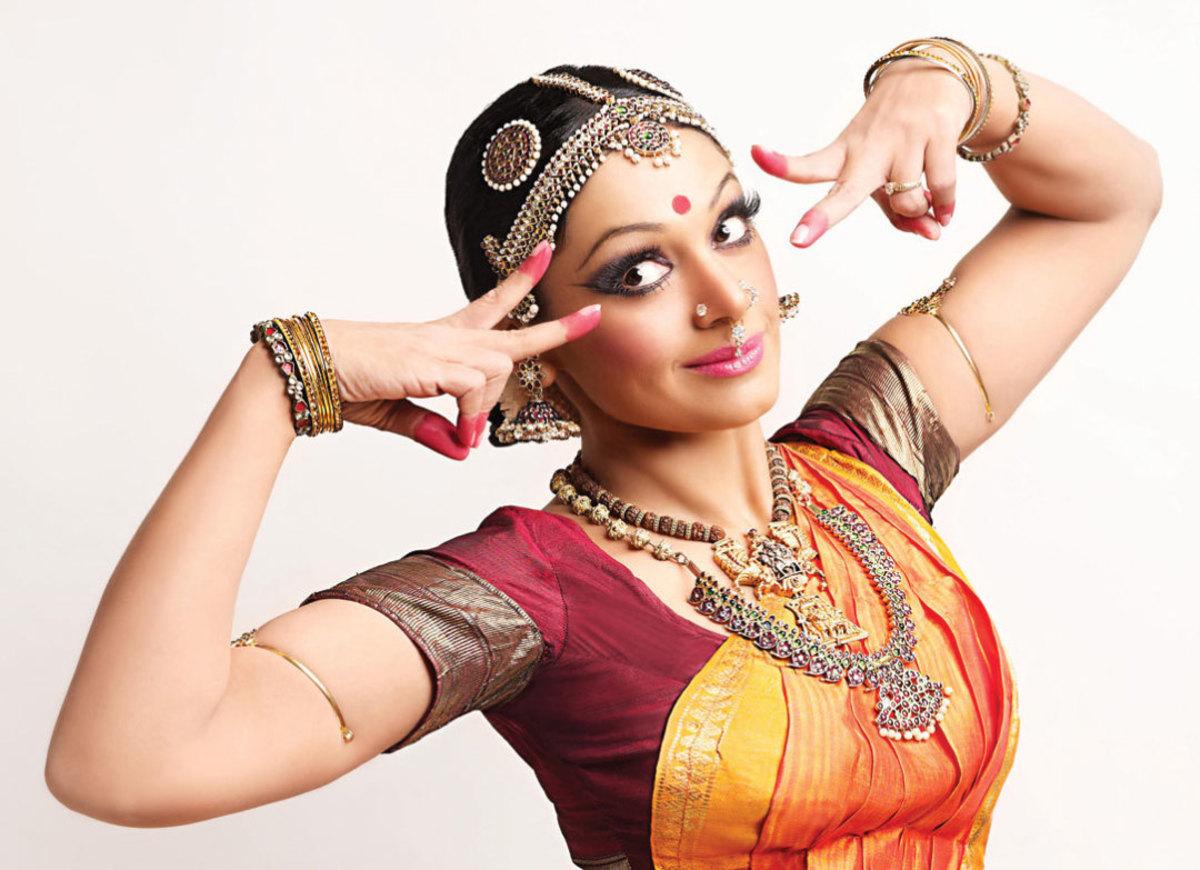 Shobana - Indian Actress