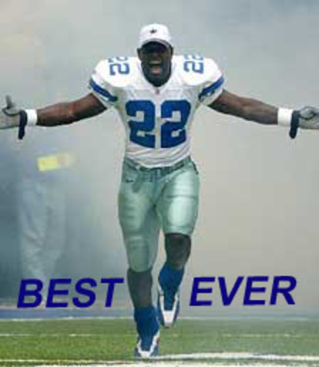 Dallas Cowboys #22 Emmitt Smith