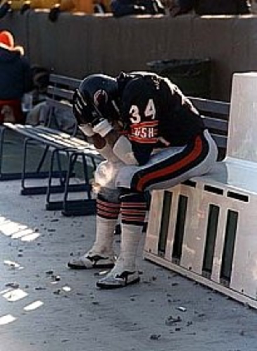 Coach Mike Ditka to this day has one regret in life and that is that Walter Payton did not get a to score a touchdown the Bears Super Bowl XX win.