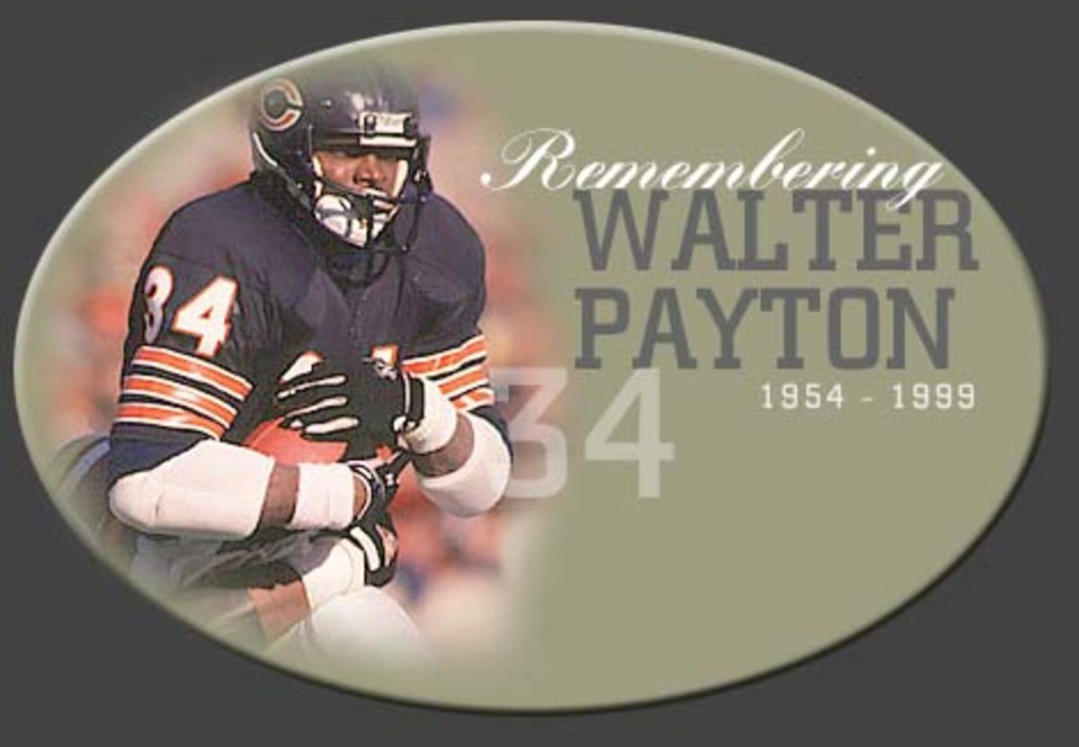 Remembering Walter Payton