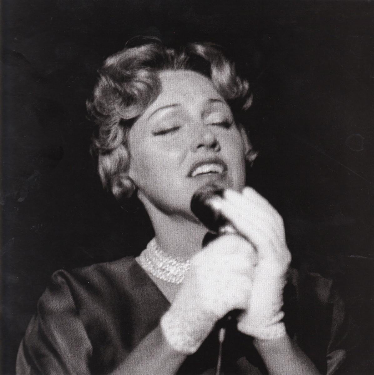 Anita O'Day, San Francisco, 1960.