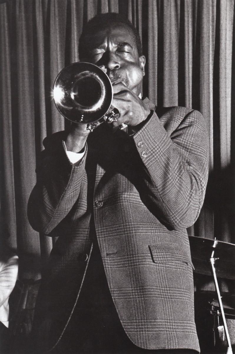 Blue  Mitchell at the Black Hawk, San Francisco,1960.