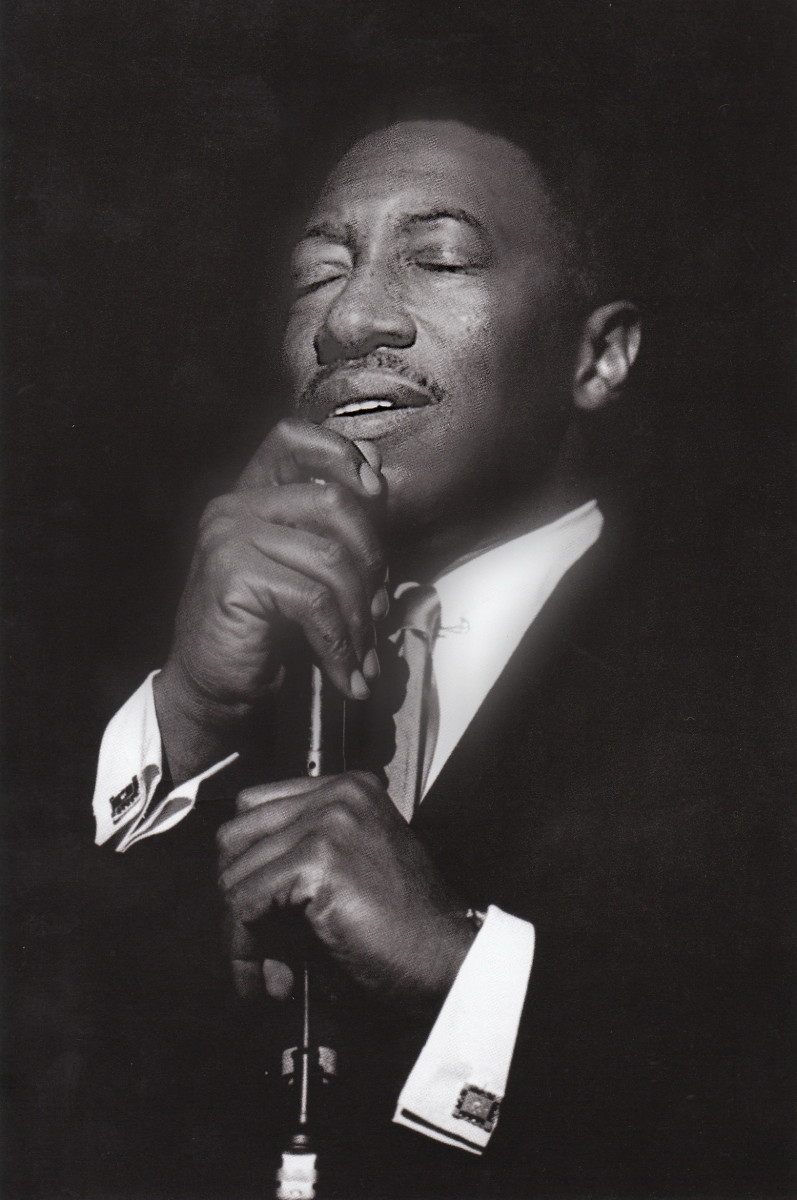 Joe Williams, San Francisco, 1961 or 1962.