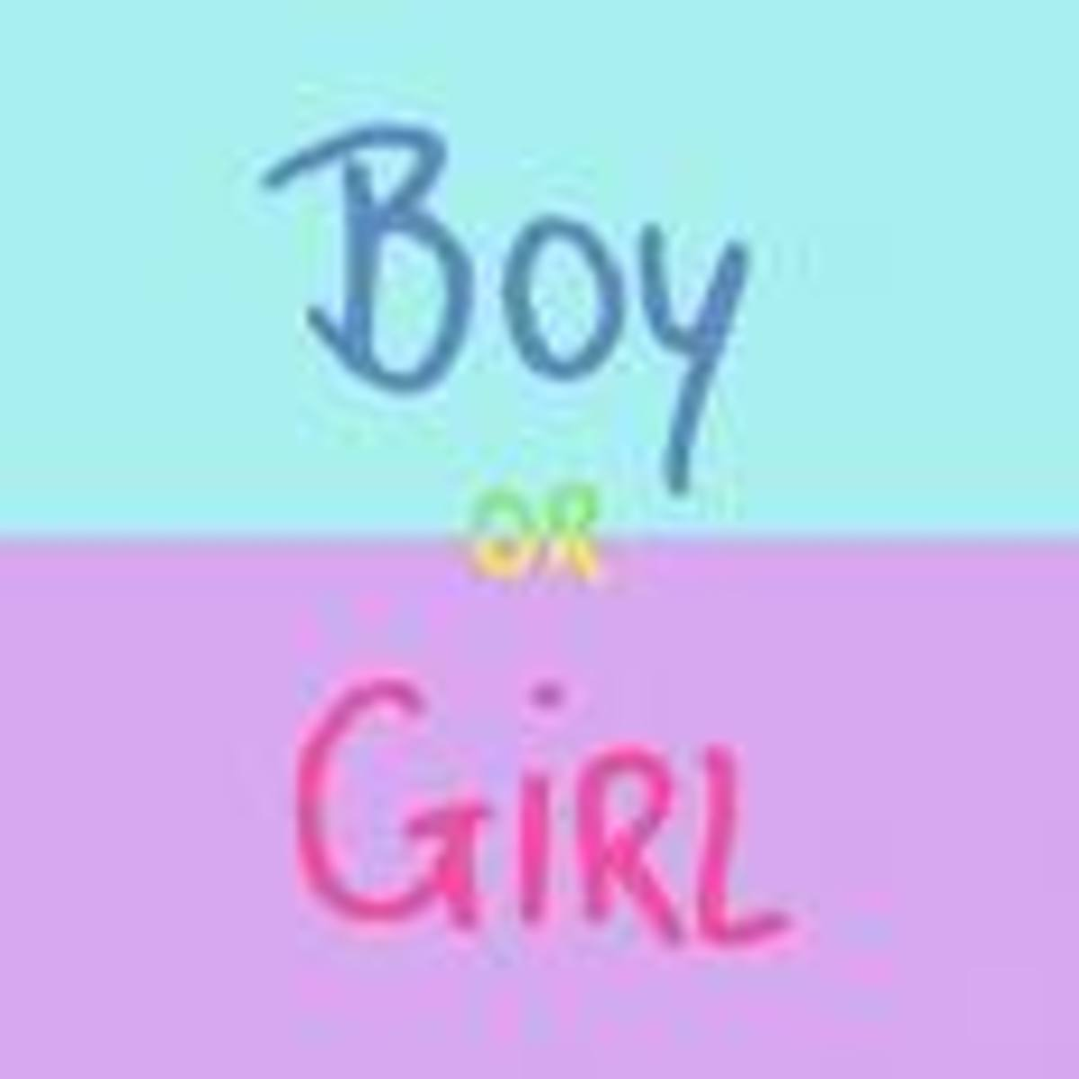 Boy or Girl: Ovulation method of natural sex pre-selection.