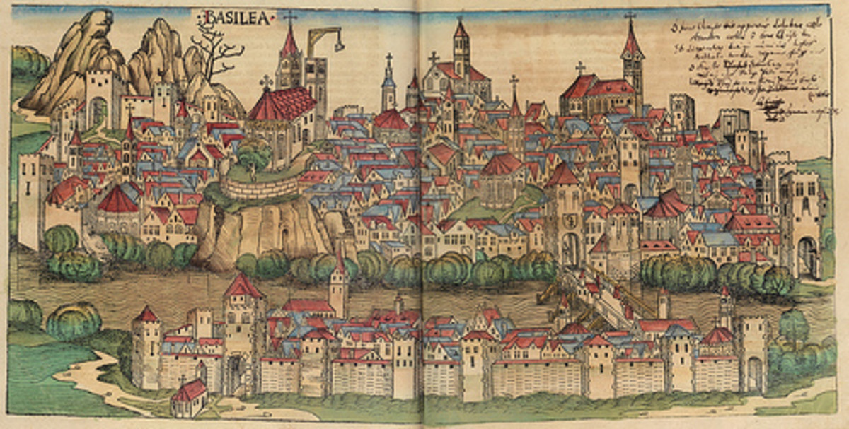 BASEL, SWITZERLAND, IN 1493