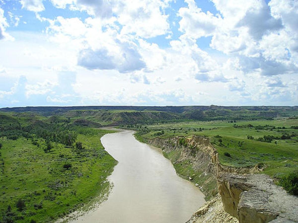 River Missouri