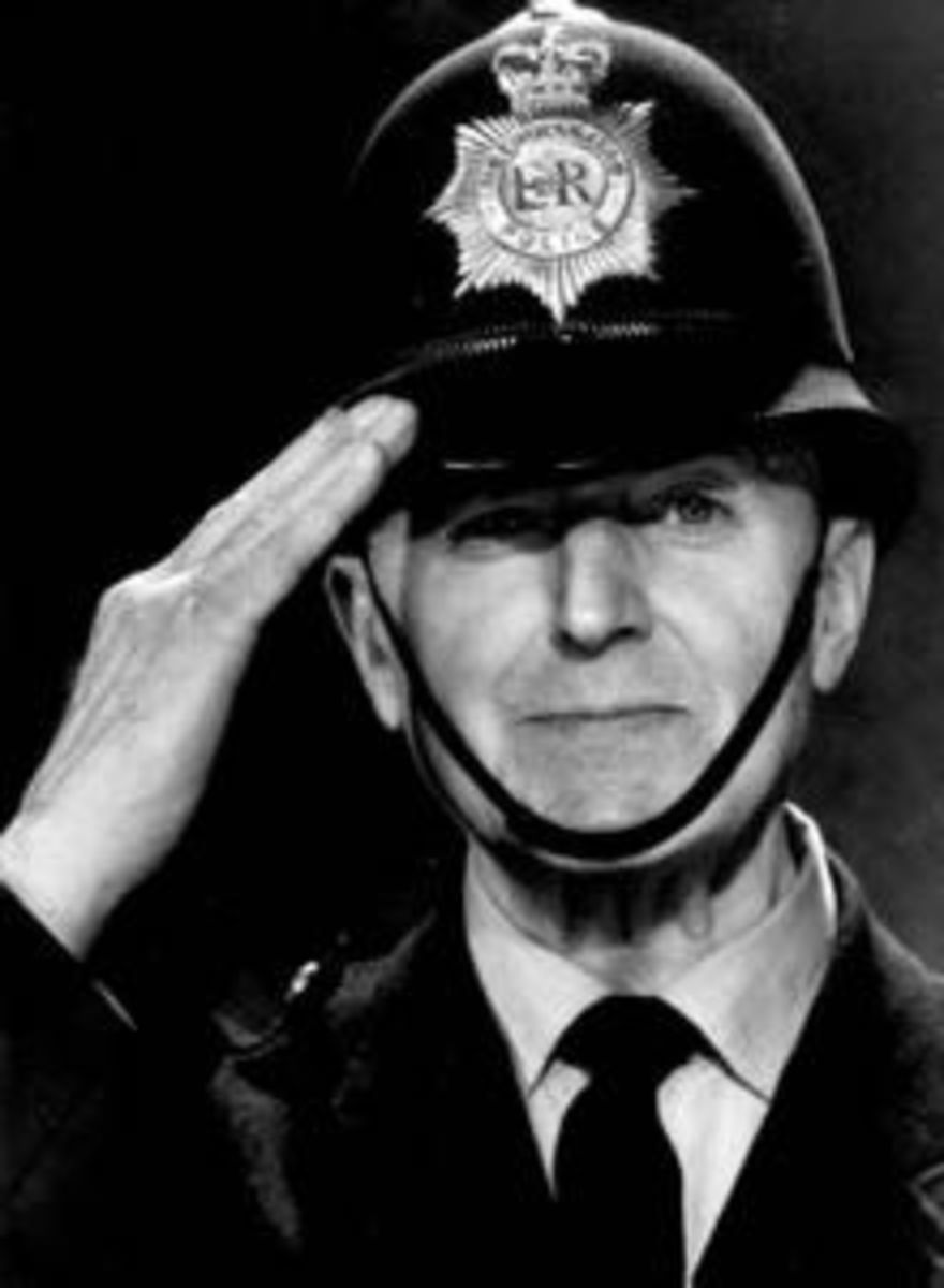 Jack Warner from Dixon of Dock Green