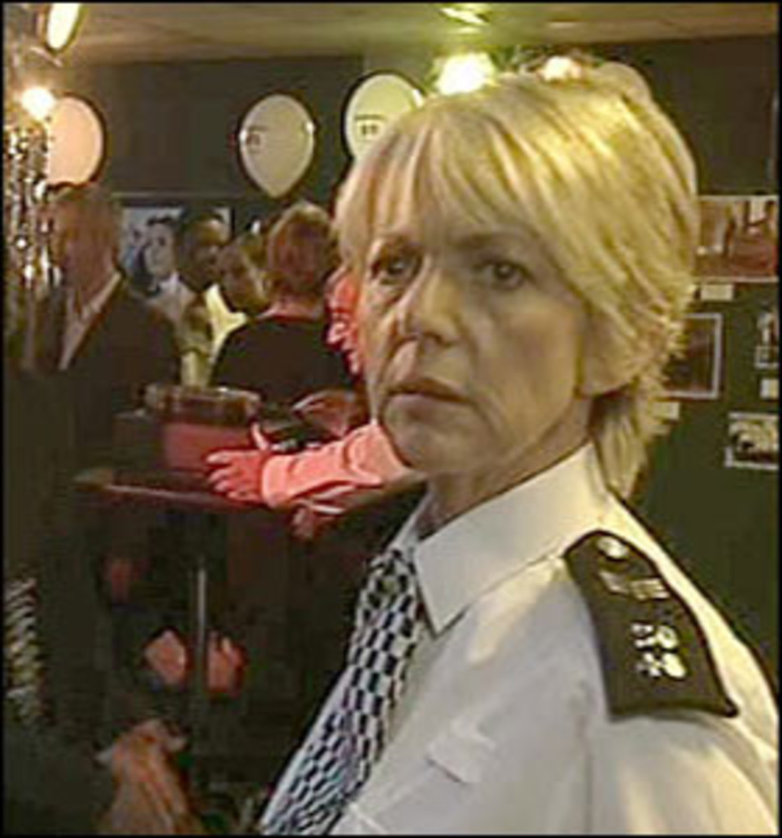 TV. Famous British Police Television Series