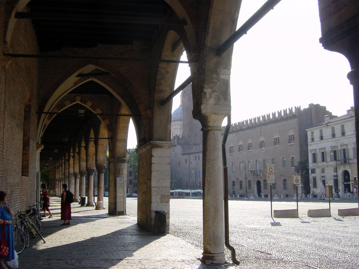 A Rough Guide to Lombardy in Italy : Things to do in Mantova.