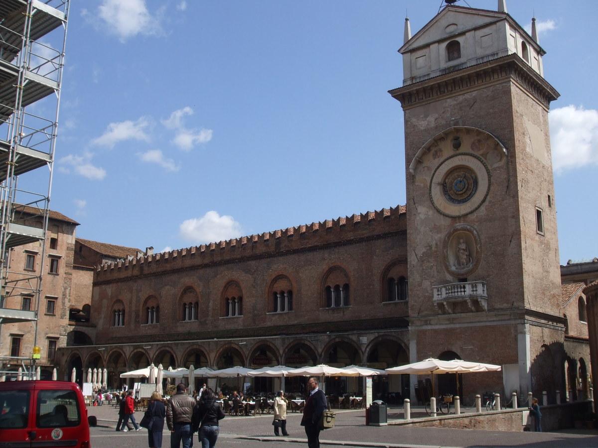 Piazza dell'Erbe