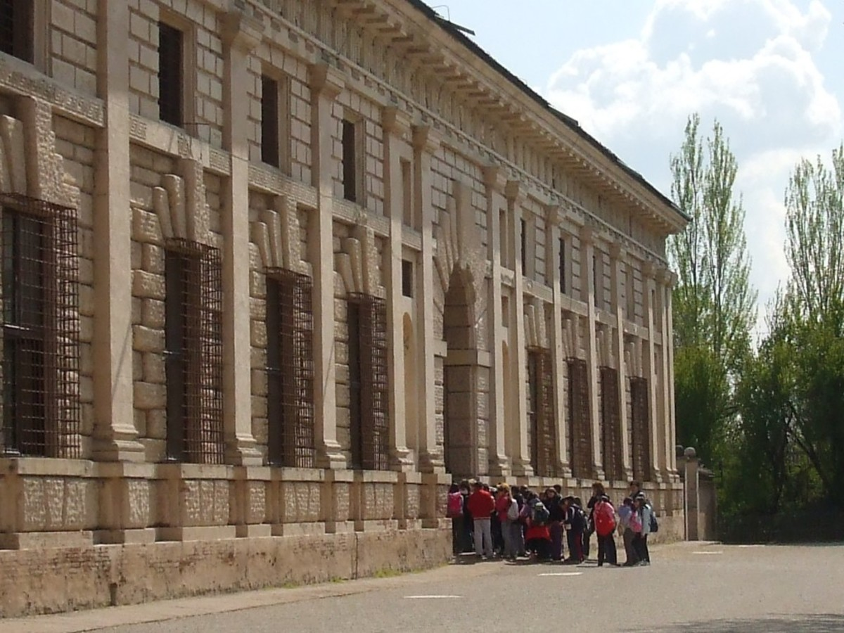 An educational excursion to Palazzo The