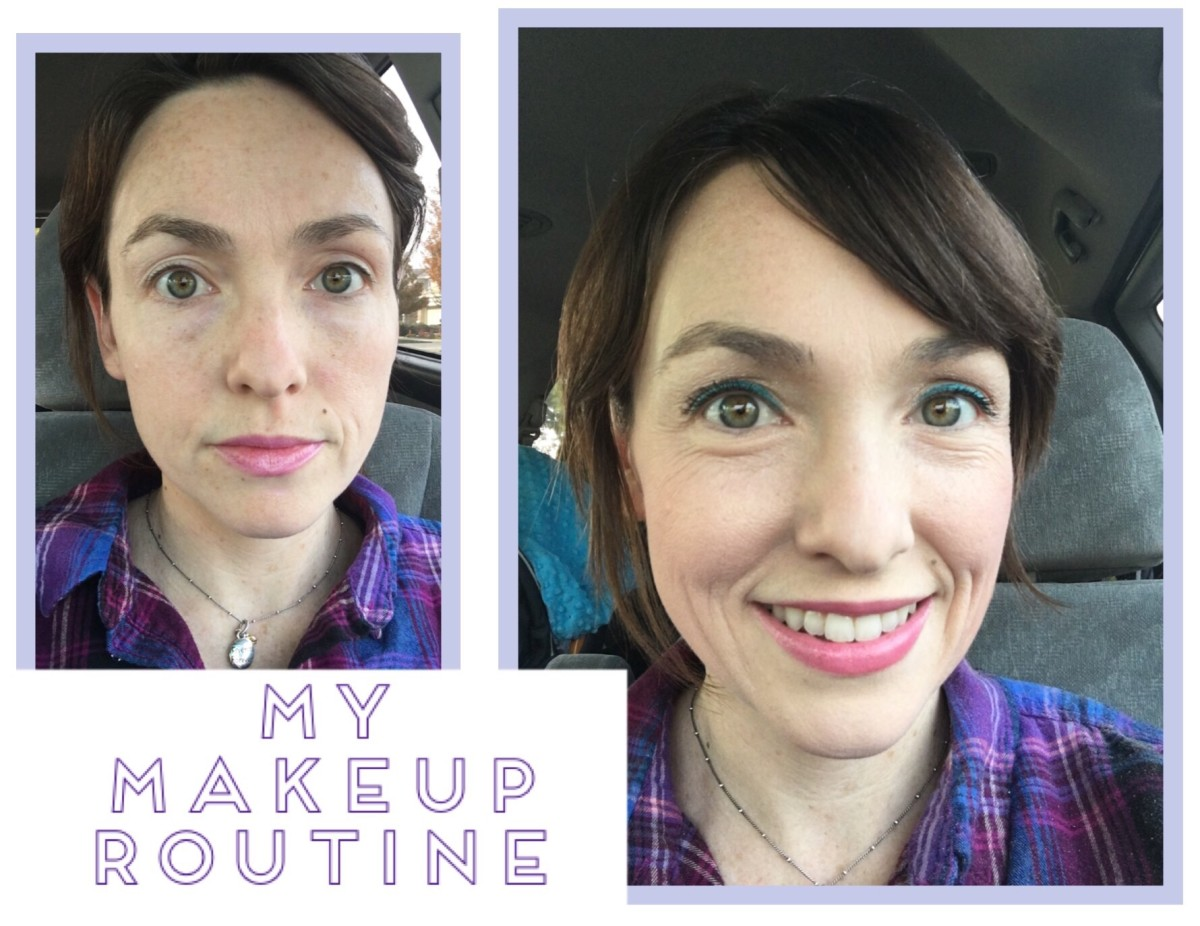 My Makeup Routine and My Favorite Products
