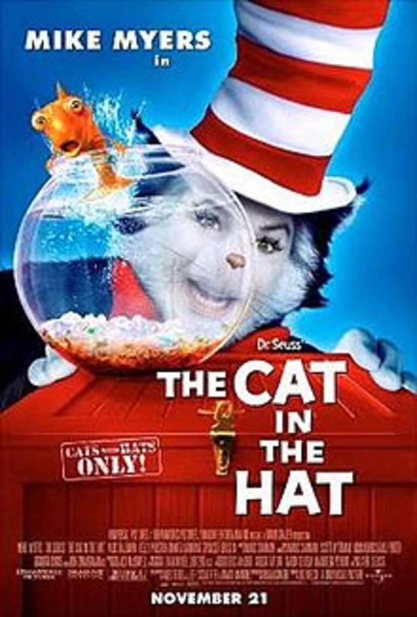 The Cat in The Hat the movie