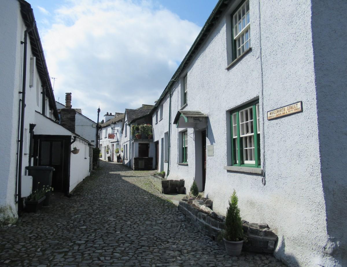 Wordsworth Street, Hawkshead