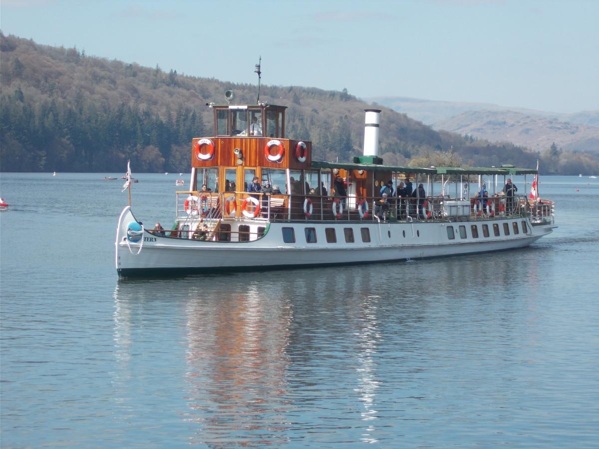 Steam Cruiser 'Tern'