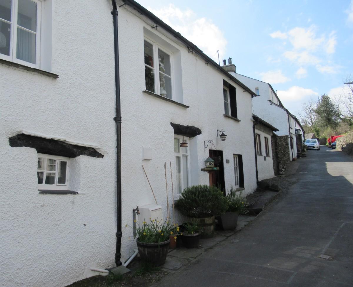 A Village of Pretty Cottages
