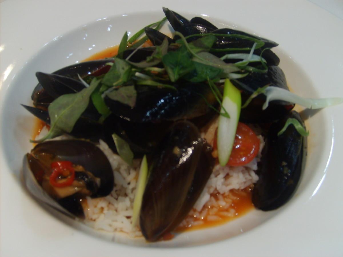 Mussels - Tahong